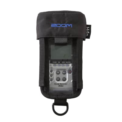 Zoom PCH-4N Protective Water Resistant Case for H4n H4n Pro Handy Recorder