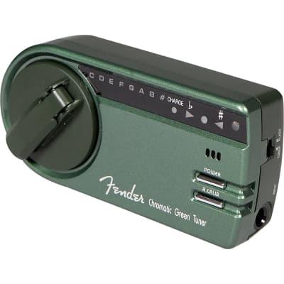 Fender 023-9979-001 GT-1000 Chromatic Tuner