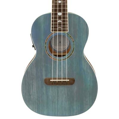 Fender Artist Dhani Harrison Uke Turquoise Pre-Order