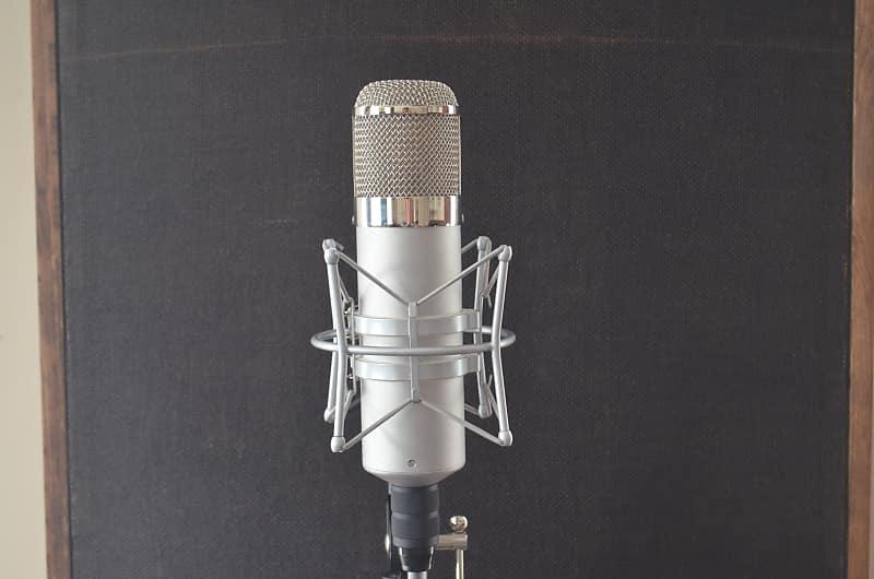 Ioaudio Mk47 Tube Microphone U47 Clone Dale M7 Capsule