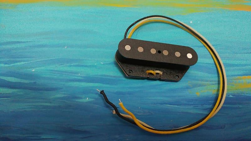 Genuine Fender Vintage Upgrade Reissue /'52 RI Telecaster Guitar Bridge Pickup