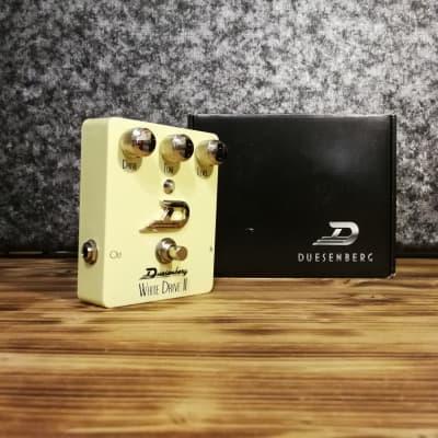 Duesenberg White Drive II, Boost & Overdrive for sale