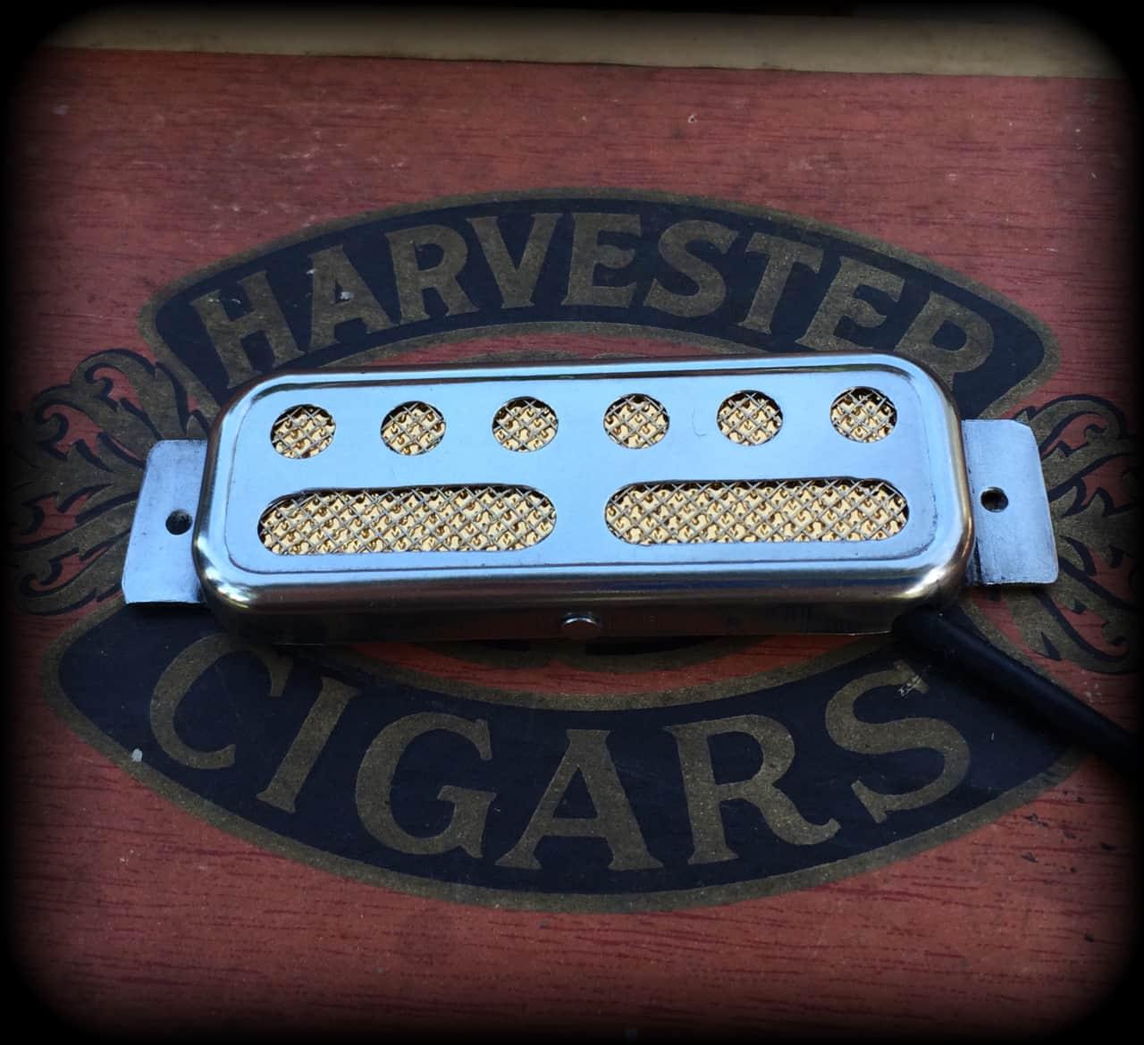 lowrider vintage gold foil standard pickup victory guitars reverb. Black Bedroom Furniture Sets. Home Design Ideas