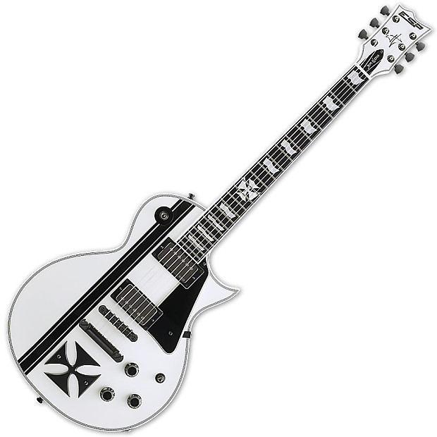 ESP Iron Cross James Hetfield Signature