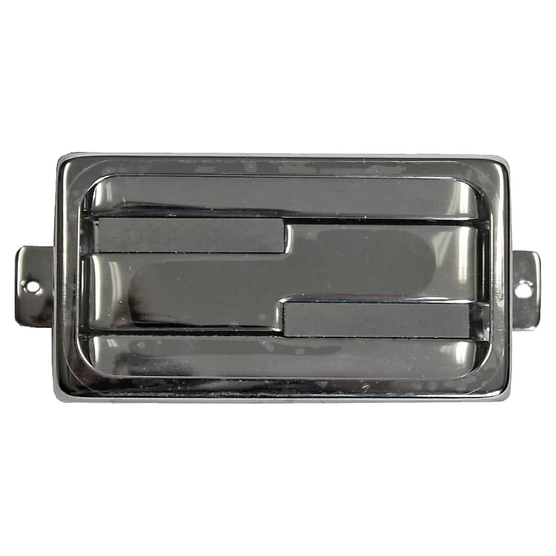 lace alumitone humbucker pickup with chrome ring. Black Bedroom Furniture Sets. Home Design Ideas
