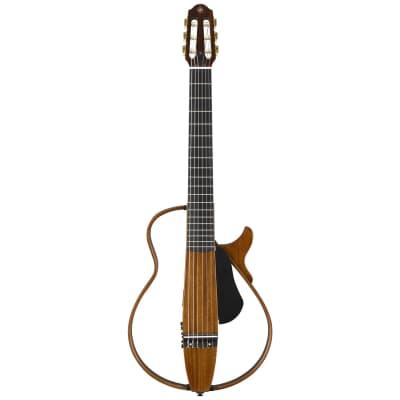 Yamaha SLG200NW Nylon String Silent Guitar with Bag