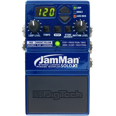 Digitech JamMan Stereo Stereo Looping Station for sale