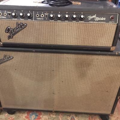 Fender Band Master Amp 1967 Piggy Back Set