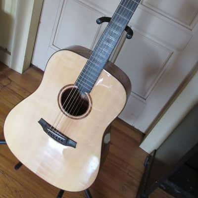 Cordoba Acero D11 Solid Wood Spruce/Acacia Acoustic Guitar w/ Deluxe HSC for sale