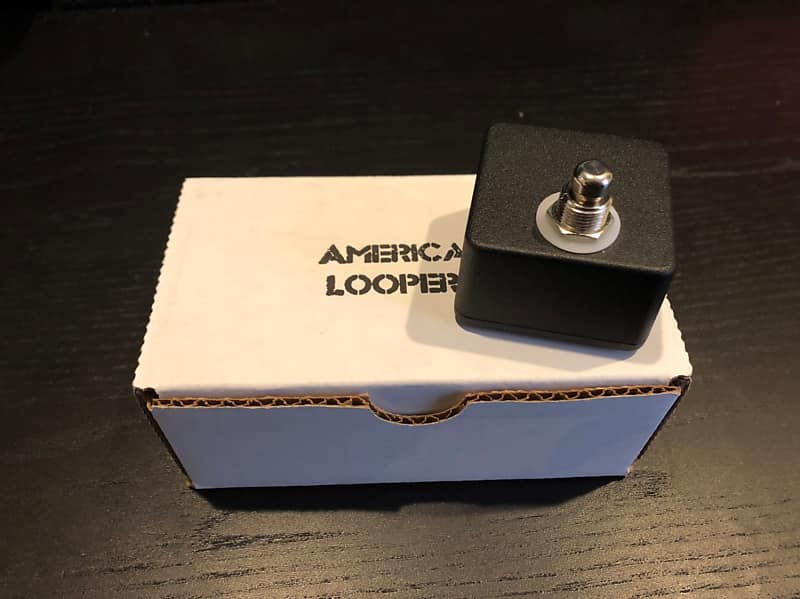 AMERICAN LOOPERS Mini Tap Tempo w/ Soft Switch