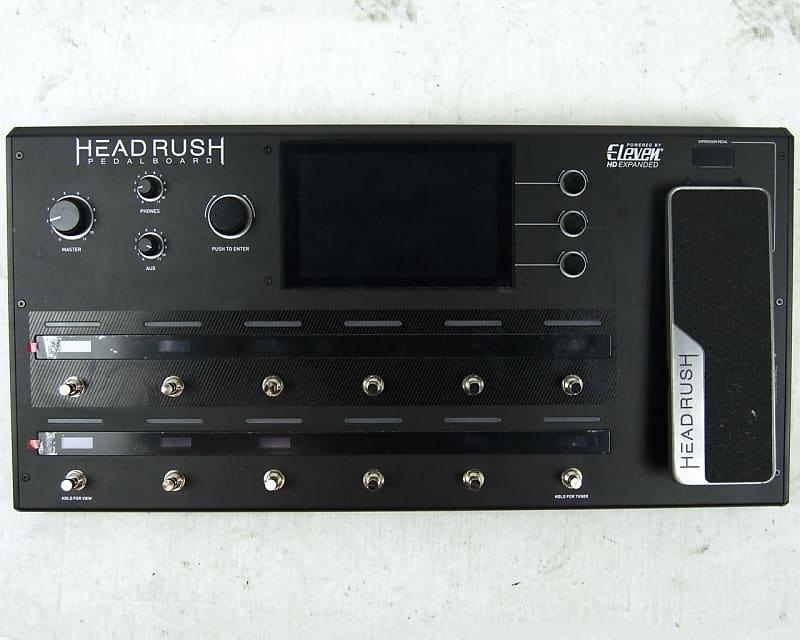Headrush Multi Effects Pedalboard Reverb