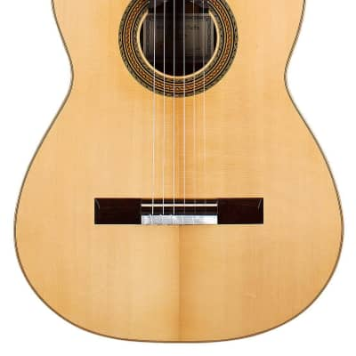 Matthew Chaffin 2020 Classical Guitar Spruce/Indian Rosewood for sale