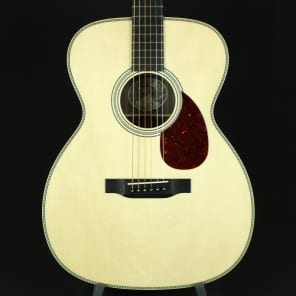 Collings OM2H Orchestra Model Adirondack Spruce Top Natural (#27631)