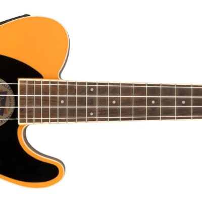 Fender Telecaster Ukulele Butterscotch Blonde