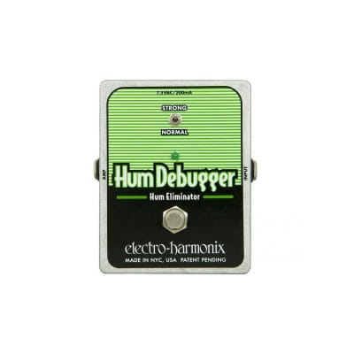 ELECTRO HARMONIX HUM DEBUGGER for sale