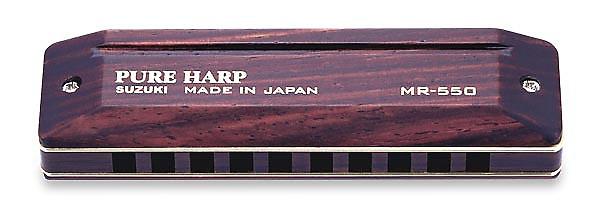 Suzuki Pure Harp Harmonica Reviews