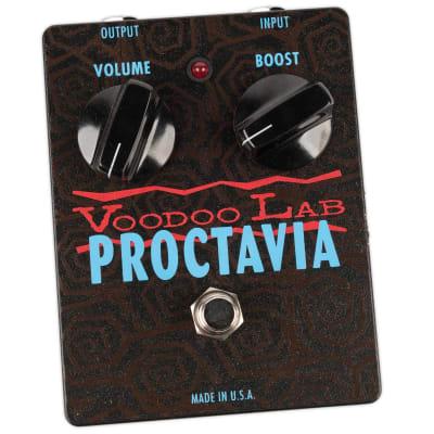 VOODOO LAB PROCTAVIA FUZZ/OCTAVE for sale