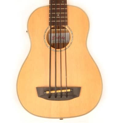 Hadean UKB-31 NM Solid Spruce Top UKE Bass Ukulele
