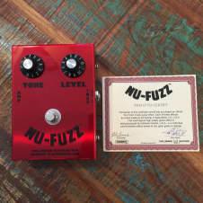 Hallmark Nu-Fuzz Kandy Red