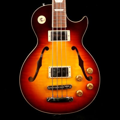 Gibson Memphis ES-Les Paul Bass  Faded Darkburst As-Is for sale