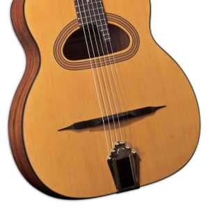 Saga Cigano GJ-15 STUDENT GYPSY JAZZ GUITAR - SHORT SCALE - D-HOLE for sale