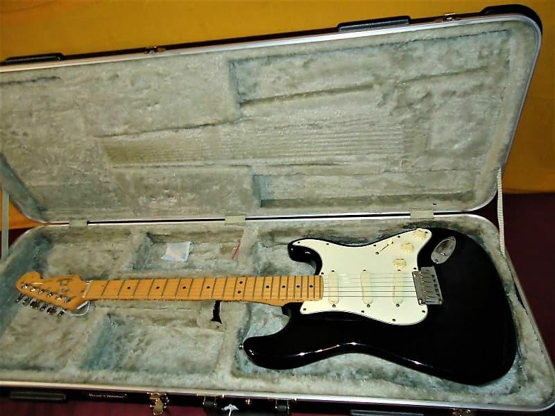 used 1988 stratocaster lace sensor electric guitar w hard reverb. Black Bedroom Furniture Sets. Home Design Ideas