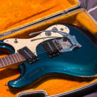 "Vintage 1965 Mosrite ""The Ventures Model"" surf guitar in rare&stunning Ink Blue Metallic finish! image"