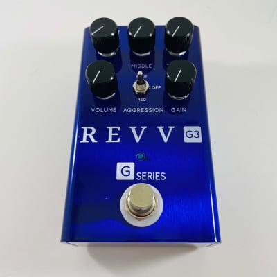 REVV G3 Distortion 2018 - 2021 Purple *Sustainably Shipped*