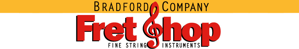Bradford & Company Fine String Instruments and Fret Shop