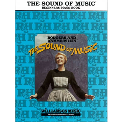 The Sound of Music - Beginners Piano Book