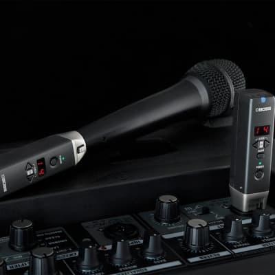 Boss WL-30XLR Plug-and-Play Wireless Mic Experience