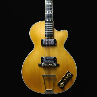 Hofner Club 60 1960's Natural for sale