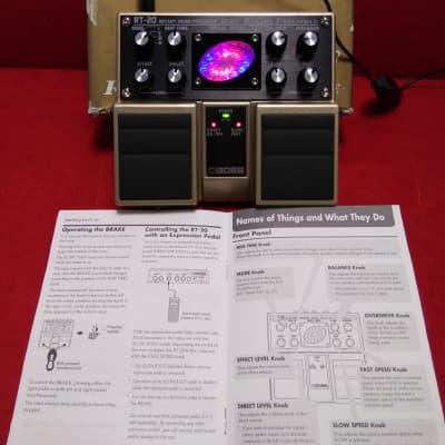 Boss RT-20 Rotary Ensemble (Leslie 122 Sim) for sale
