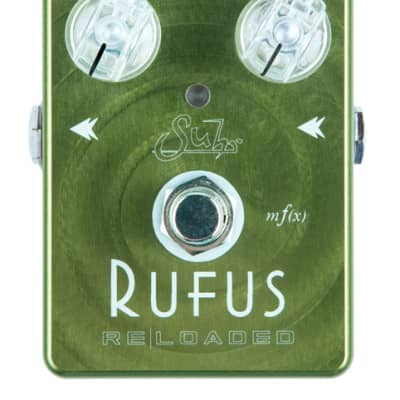 Suhr Rufus Reloaded Fuzz Pedal for sale