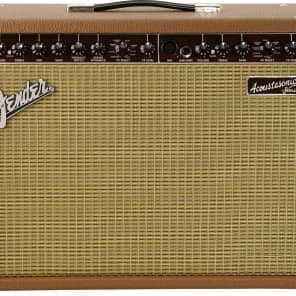 "Fender Acoustasonic Junior DSP 2-Channel 2 x 40-Watt 2x8"" Acoustic Guitar Amp with Effects 2004 - 2011"