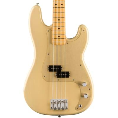 Fender Vintera '50s  Maple Fingerboard Precision Bass - Vintage Blonde With Bag for sale