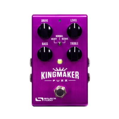 NEW SOURCE AUDIO KINGMAKER FUZZ for sale