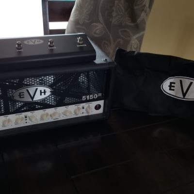 EVH 5150 III 3-Channel 50-Watt Guitar Amp Head