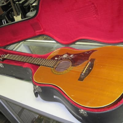 Conrad 40174 Acoustic with Case for sale