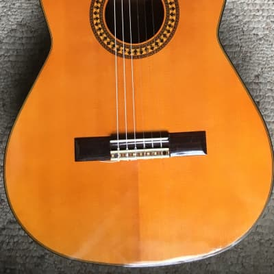 Conn  1960's? Vintage Japan made Classical guitar for sale