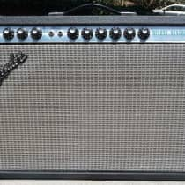 Fender Deluxe Reverb 1969-'70s Silverface image