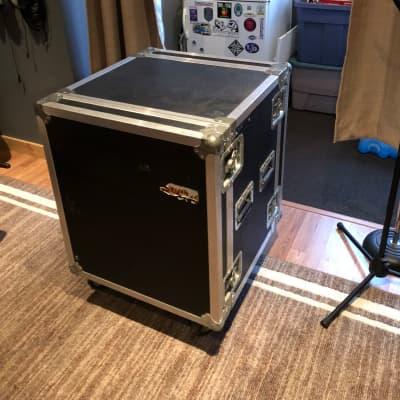 Calzone 12 space Shock mount ProAudio Case.