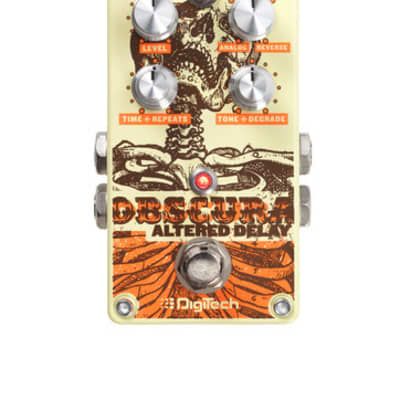 DigiTech Obscura Digital Altered Delay Effect Pedal for sale