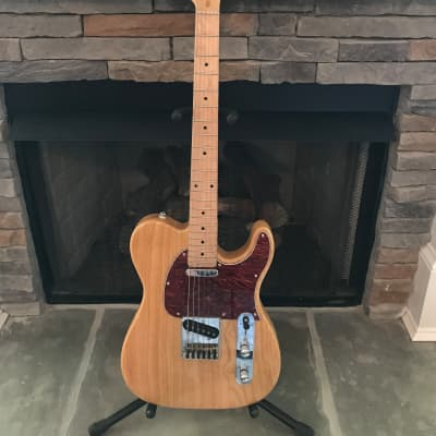 G & L G&L Limited Edition Tribute ASAT Classic Ash Body Electric Guitar 2016 Natural for sale