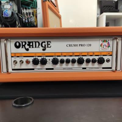 Orange CRUSH 120 Pro 120w Guitar Head