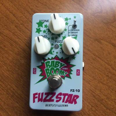 Biyang Babyboom FZ-10 Fuzz Star for sale