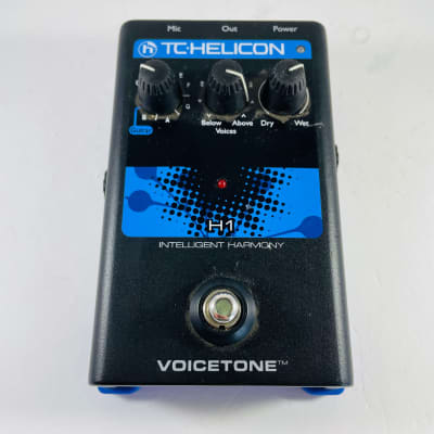 TC Helicon VoiceTone H1 *Sustainably Shipped*