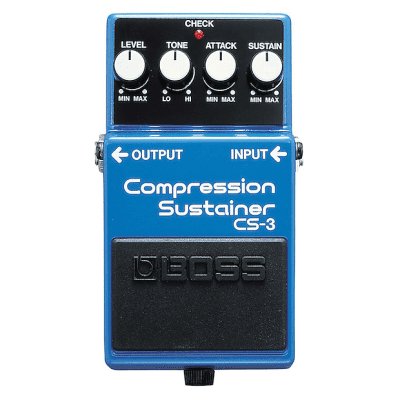 Boss Boss CS-3 Compression Sustainer Pedal for sale