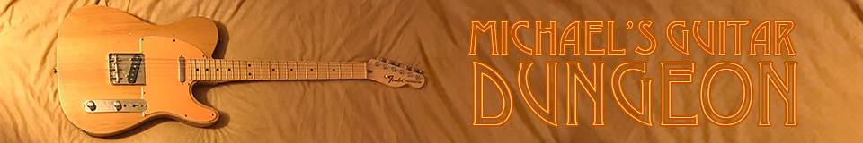Michael's Guitar Dungeon