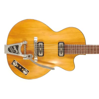 Hofner Club 50 Early 60s Natural for sale